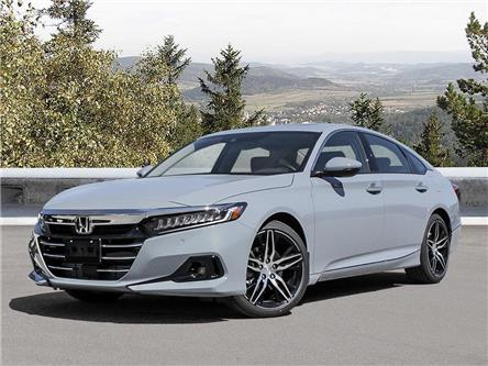 2021 Honda Accord Touring 1.5T (Stk: 21227) in Milton - Image 1 of 23