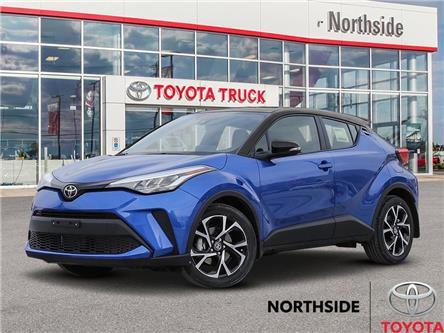 2021 Toyota C-HR XLE Premium (Stk: C21022) in Sault Ste. Marie - Image 1 of 22