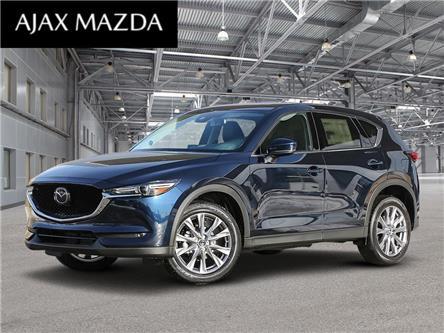 2021 Mazda CX-5 GT (Stk: 21-1591) in Ajax - Image 1 of 23
