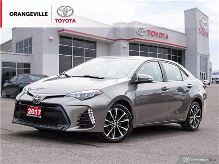 2017 Toyota Corolla SE (Stk: HU5193) in Orangeville - Image 1 of 26