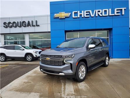 2021 Chevrolet Suburban Premier (Stk: 227810) in Fort MacLeod - Image 1 of 11
