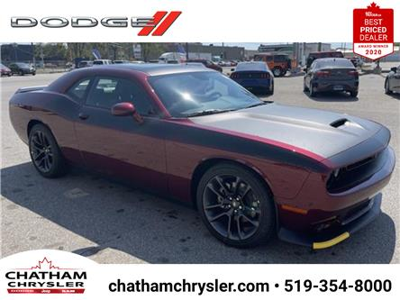 2021 Dodge Challenger R/T (Stk: N05057) in Chatham - Image 1 of 19