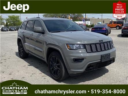 2021 Jeep Grand Cherokee Laredo (Stk: N04805) in Chatham - Image 1 of 21