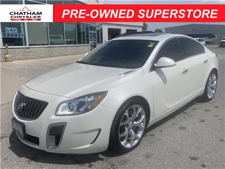 2012 Buick Regal GS (Stk: U04836A) in Chatham - Image 1 of 21