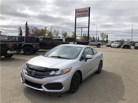 2015 Honda Civic LX (Stk: H14-0135A) in Grande Prairie - Image 1 of 28