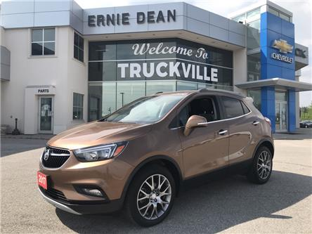 2017 Buick Encore Sport Touring (Stk: 15777A) in Alliston - Image 1 of 17