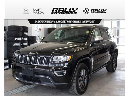 2019 Jeep Grand Cherokee Limited (Stk: V1553) in Prince Albert - Image 1 of 15