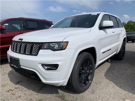 2021 Jeep Grand Cherokee Laredo (Stk: 648573) in Orillia - Image 1 of 7