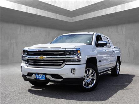2017 Chevrolet Silverado 1500 High Country (Stk: 9786A) in Penticton - Image 1 of 25
