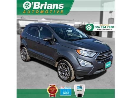 2020 Ford EcoSport Titanium (Stk: 14400A) in Saskatoon - Image 1 of 24