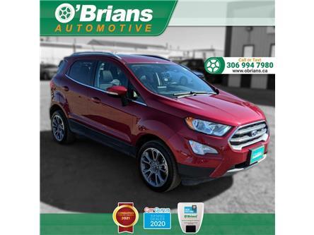 2020 Ford EcoSport Titanium (Stk: 14398A) in Saskatoon - Image 1 of 22