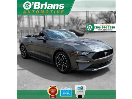 2020 Ford Mustang EcoBoost Premium (Stk: 14443A) in Saskatoon - Image 1 of 22