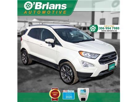 2020 Ford EcoSport Titanium (Stk: 14339A) in Saskatoon - Image 1 of 25