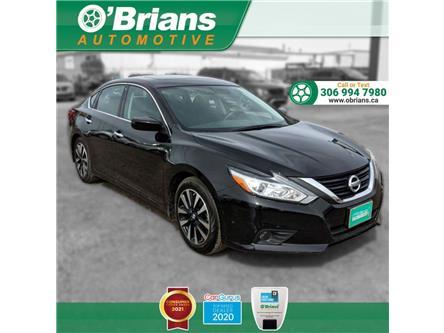 2018 Nissan Altima 2.5 SV (Stk: 14487A) in Saskatoon - Image 1 of 20