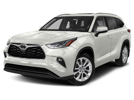2021 Toyota Highlander Limited (Stk: N39752) in ST. JOHN'S - Image 1 of 9