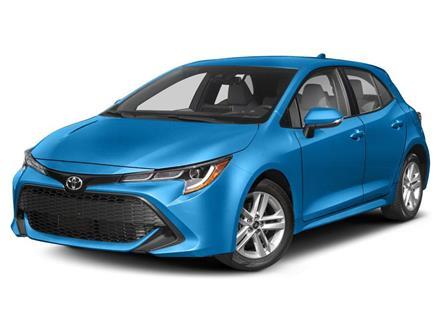 2021 Toyota Corolla Hatchback Base (Stk: N40117) in ST. JOHN'S - Image 1 of 9