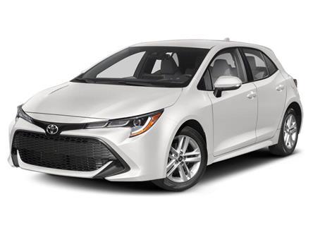 2021 Toyota Corolla Hatchback Base (Stk: N40158) in ST. JOHN'S - Image 1 of 9