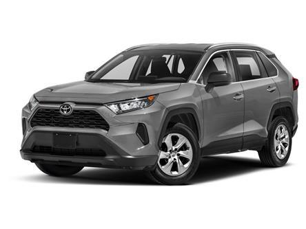 2021 Toyota RAV4 LE (Stk: N40273) in ST. JOHN'S - Image 1 of 9