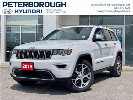 2019 Jeep Grand Cherokee Limited (Stk: H12956A) in Peterborough - Image 1 of 30
