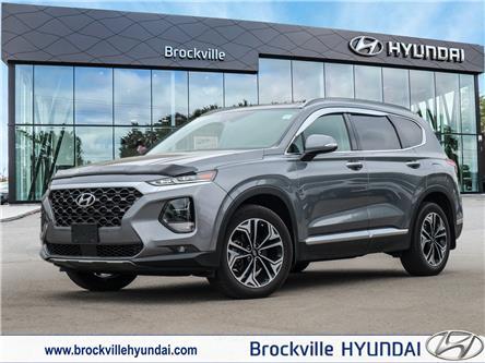 2019 Hyundai Santa Fe Ultimate 2.0 (Stk: R21264A) in Brockville - Image 1 of 30