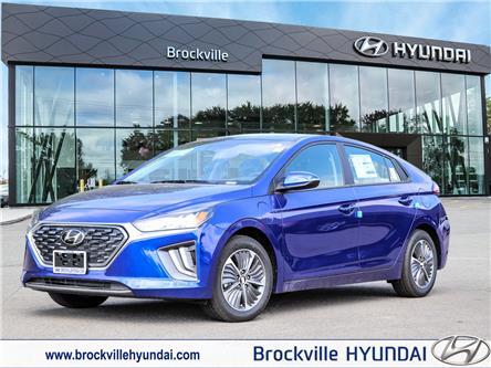 2021 Hyundai Ioniq Plug-In Hybrid ESSENTIAL (Stk: R21287) in Brockville - Image 1 of 26