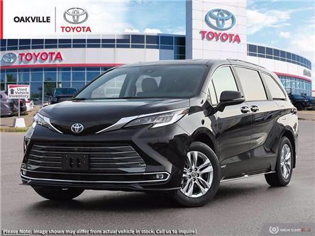 2021 Toyota Sienna Limited 7-Passenger (Stk: 21534) in Oakville - Image 1 of 23