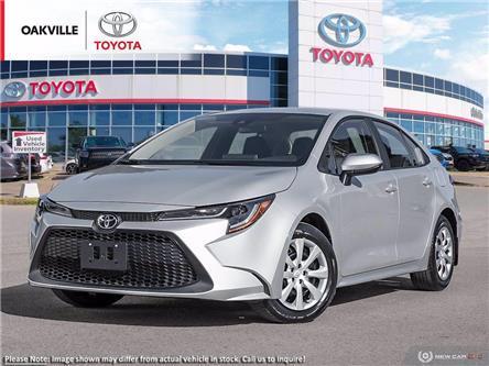 2021 Toyota Corolla LE (Stk: 21535) in Oakville - Image 1 of 21