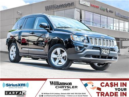 2016 Jeep Compass Sport/North (Stk: U1271) in Lindsay - Image 1 of 27
