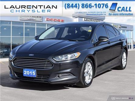 2015 Ford Fusion SE (Stk: 21122B) in Greater Sudbury - Image 1 of 25
