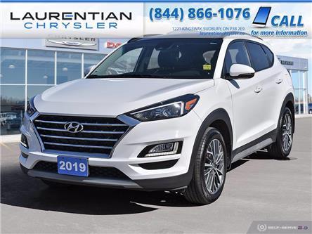 2019 Hyundai Tucson Luxury (Stk: 21229A) in Greater Sudbury - Image 1 of 29
