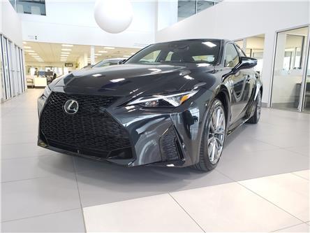2021 Lexus IS 300 Base (Stk: L21388) in Calgary - Image 1 of 14