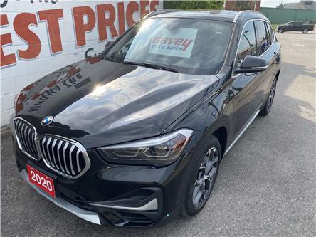 2020 BMW X1 xDrive28i (Stk: 21-202) in Oshawa - Image 1 of 16