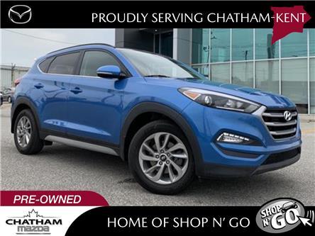 2017 Hyundai Tucson Luxury (Stk: UM2621) in Chatham - Image 1 of 22