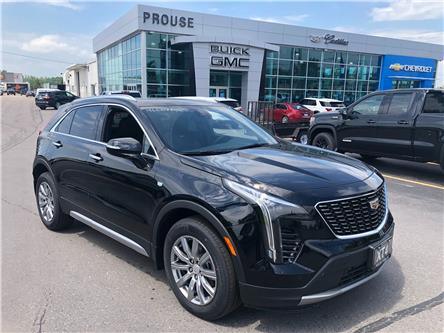 2021 Cadillac XT4 Premium Luxury (Stk: 4666-21) in Sault Ste. Marie - Image 1 of 12