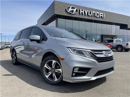 2018 Honda Odyssey EX (Stk: H2752A) in Saskatoon - Image 1 of 27