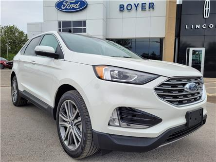 2021 Ford Edge Titanium (Stk: ED3217) in Bobcaygeon - Image 1 of 26