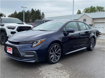 2020 Toyota Corolla SE (Stk: TX202A) in Cobourg - Image 1 of 25