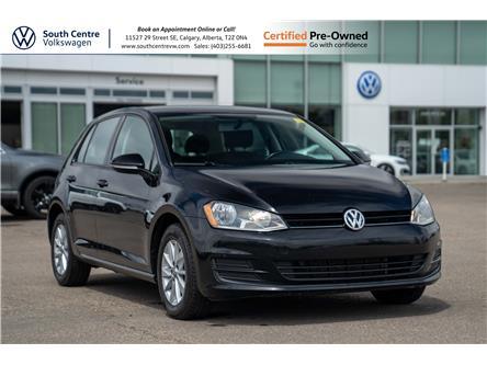 2016 Volkswagen Golf 1.8 TSI Trendline (Stk: 00225A) in Calgary - Image 1 of 34