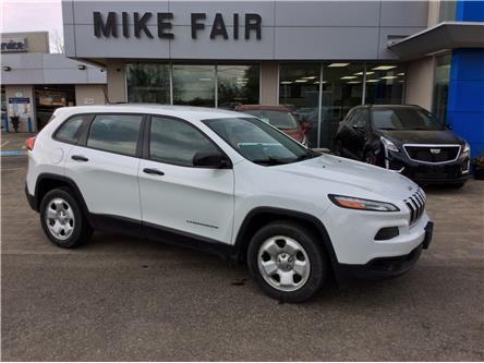 2015 Jeep Cherokee Sport (Stk: P4333A) in Smiths Falls - Image 1 of 9
