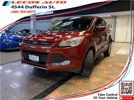 2015 Ford Escape SE (Stk: B75878) in Toronto - Image 1 of 11