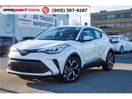 2021 Toyota C-HR XLE Premium (Stk: 210458) in Hamilton - Image 1 of 18