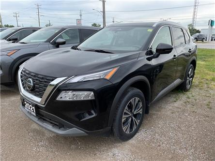 2021 Nissan Rogue SV (Stk: 21051) in Sarnia - Image 1 of 5