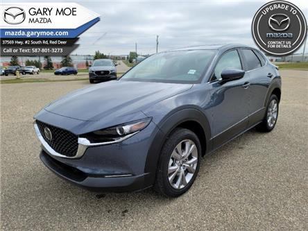 2021 Mazda CX-30 GS (Stk: 1X30447) in Red Deer - Image 1 of 14