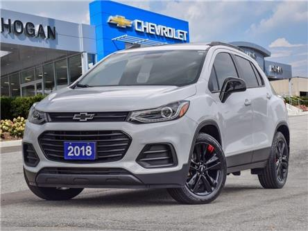 2018 Chevrolet Trax LT (Stk: A147558) in Scarborough - Image 1 of 27