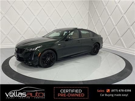 2020 Cadillac CT5 V-Series (Stk: NP4459) in Vaughan - Image 1 of 30