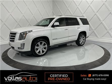 2017 Cadillac Escalade Premium Luxury (Stk: NP6097) in Vaughan - Image 1 of 30
