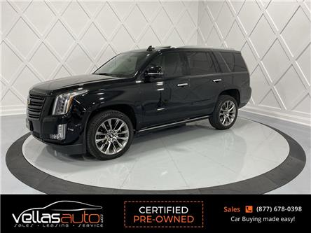 2020 Cadillac Escalade Platinum (Stk: NP8727) in Vaughan - Image 1 of 29
