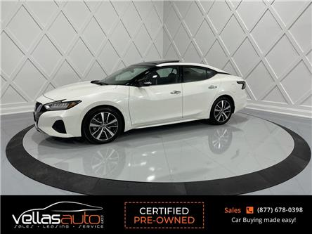 2020 Nissan Maxima SL (Stk: NP0477) in Vaughan - Image 1 of 26