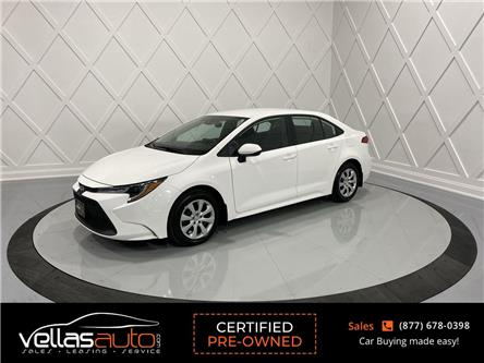 2021 Toyota Corolla LE (Stk: NP0790) in Vaughan - Image 1 of 26