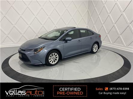 2020 Toyota Corolla LE (Stk: NP8410) in Vaughan - Image 1 of 27
